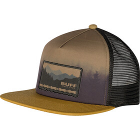 Buff Trucker Cap Men anwar brown